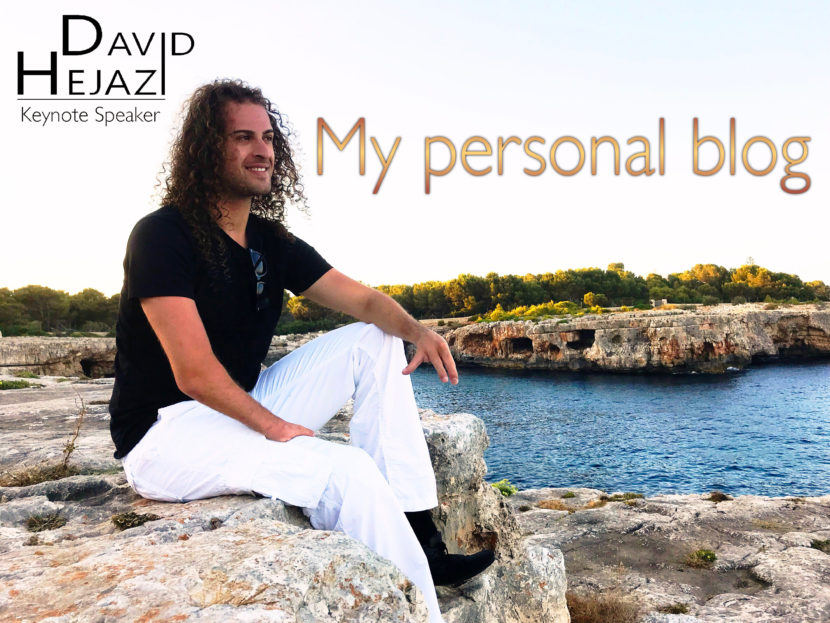 David Hejazi - My personal blog
